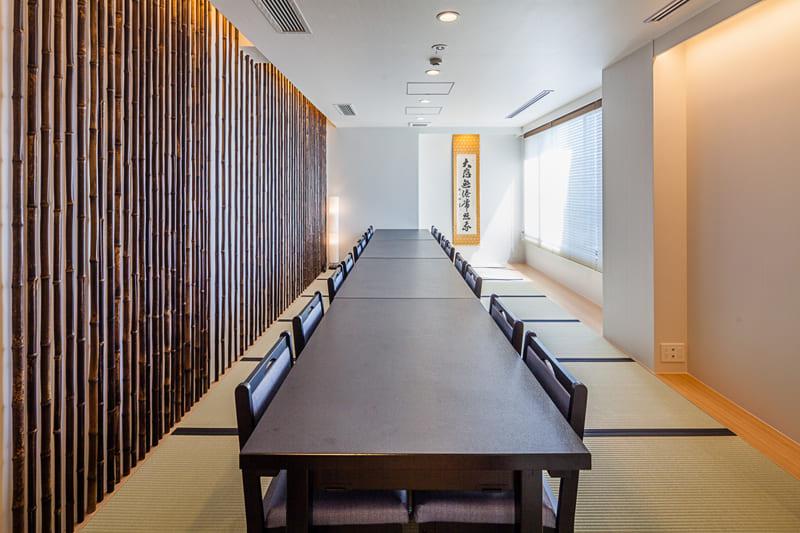 会食室(和)